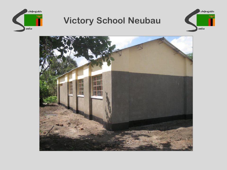 Victory School Neubau