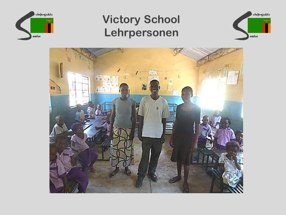 Victory School Lehrpersonen