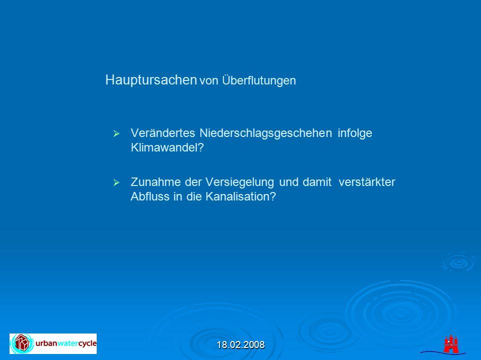 18.02.20084   Europäisches Projekt: 4 Partner aus den Niederlanden, England und Deutschland   Deutscher Partner: Freie und Hansestadt Hamburg