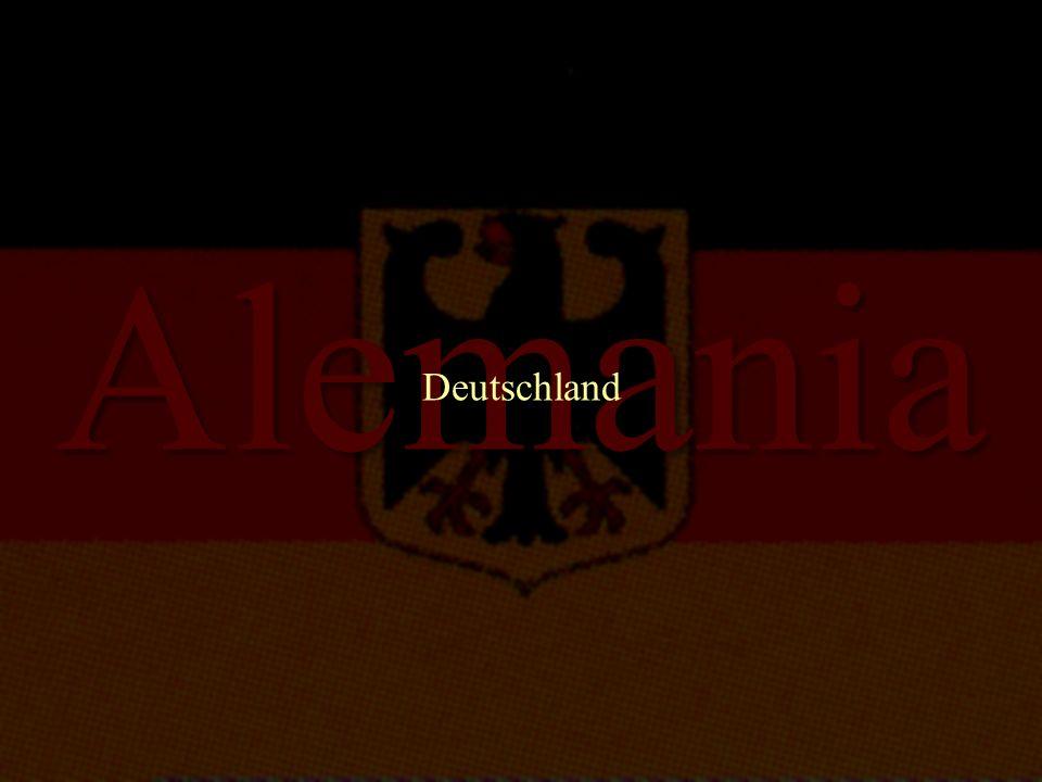 Alemania Deutschland