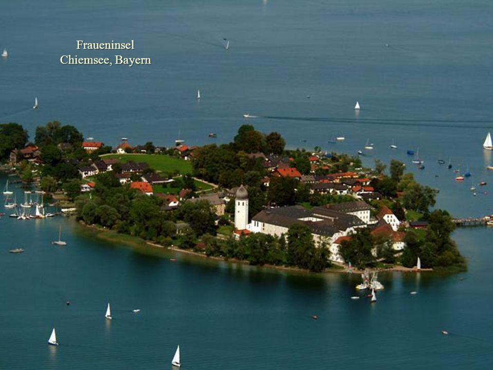 Fraueninsel Chiemsee, Bayern
