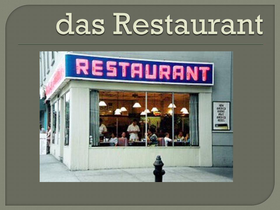  Die Bank  Das Kiosk  Die Bank  Die Disko  Das Restaurant  Die Apotheke  Das Museum  Die Metzgerei  Die Bäckerei  Das Kaufhaus  Das Stadion