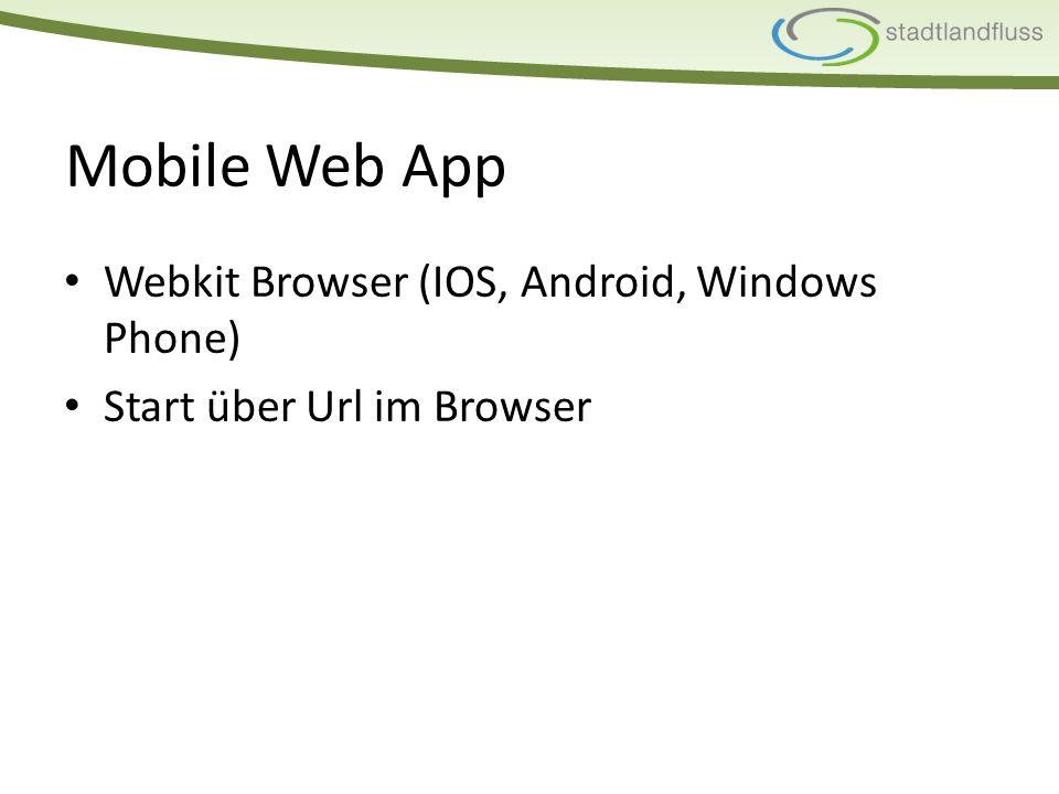 Hybrid App Hybrid App Entwicklung CSS Java Script HTML Cordova / PhoneGap iOS Android Windows Phone