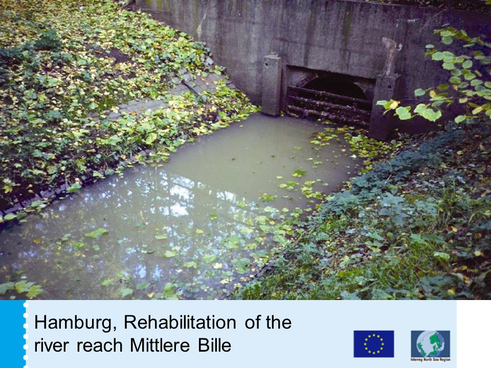 Hamburg, Rehabilitation of the river reach Mittlere Bille