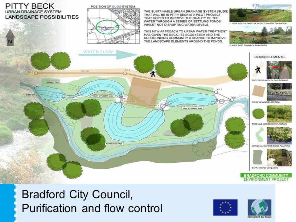 Bradford City Council, Purification and flow control