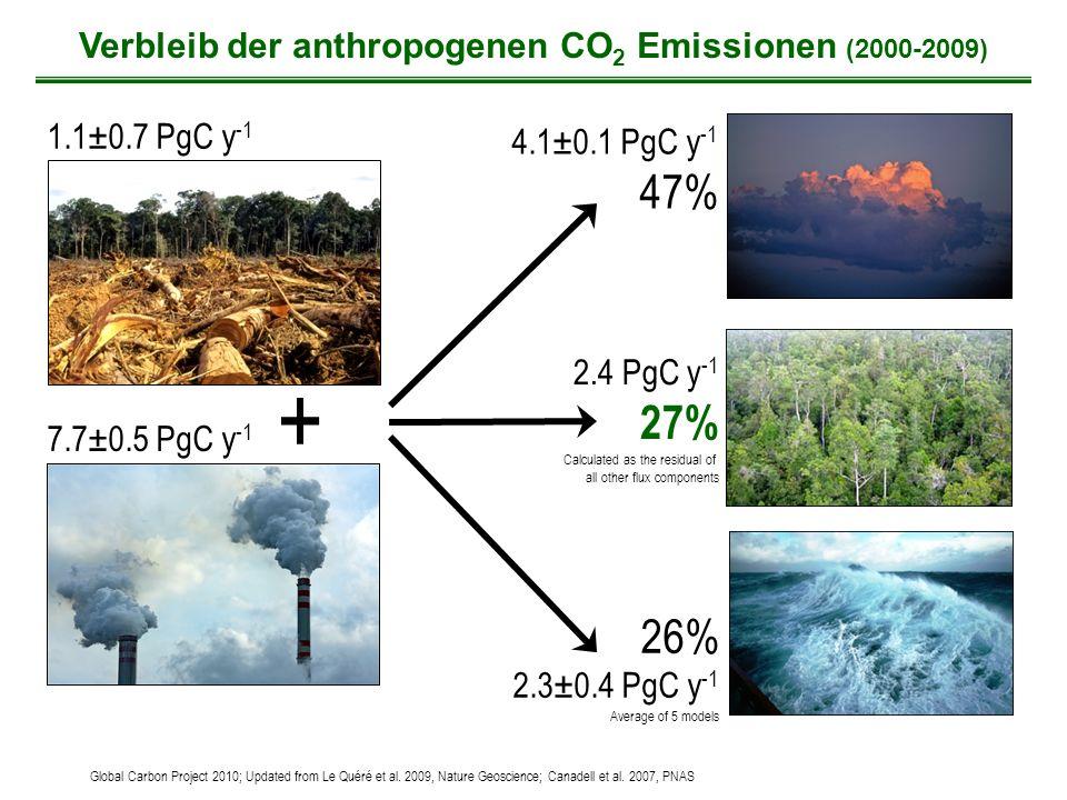 Quellen: Buchenzentrum Mühlhausen; Mund Beispiel: 5 % Prozessschutzfläche in Deutschland Grobe Annahme: mittlerer Zuwachs bzw.