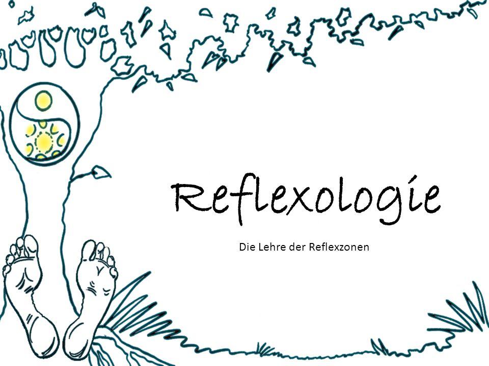 Reflexologie Die Lehre der Reflexzonen