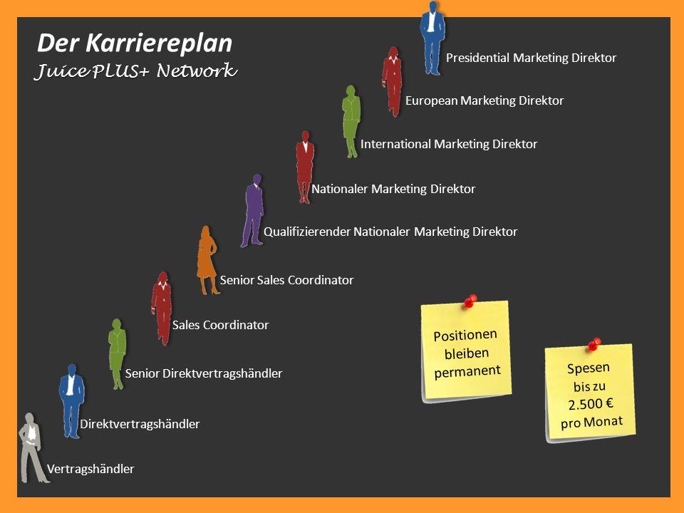 Direktvertragshändler Senior Direktvertragshändler Sales Coordinator Senior Sales Coordinator Qualifizierender Nationaler Marketing Direktor Vertragsh