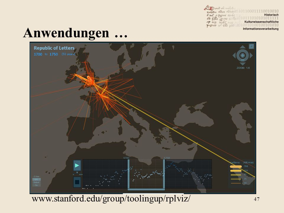 Anwendungen … 47 www.stanford.edu/group/toolingup/rplviz/‎