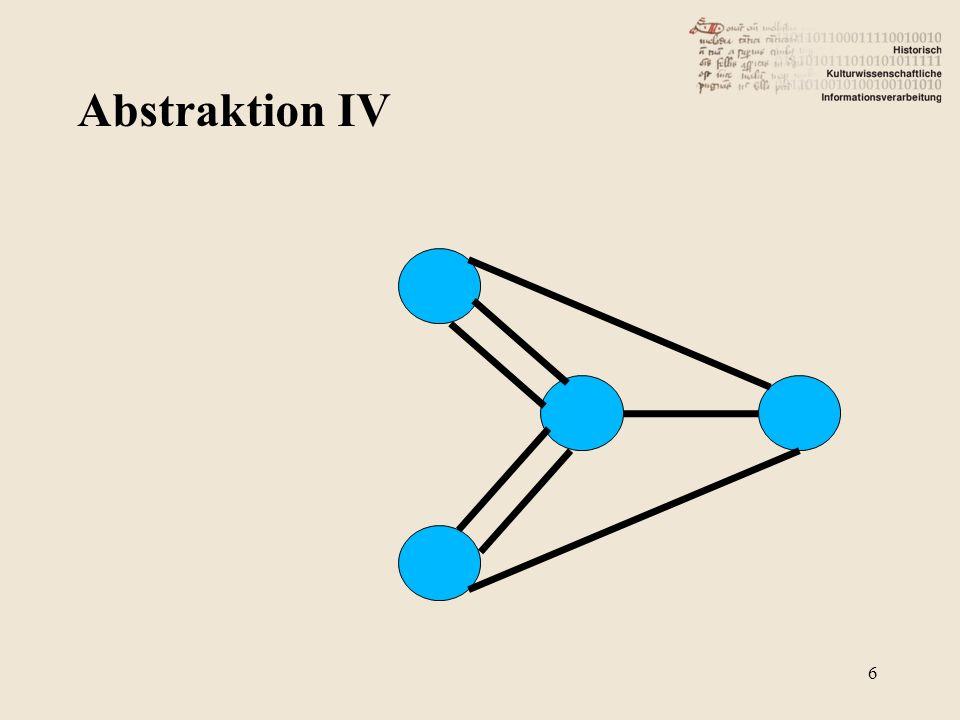 Konzept Isomorphie III 27