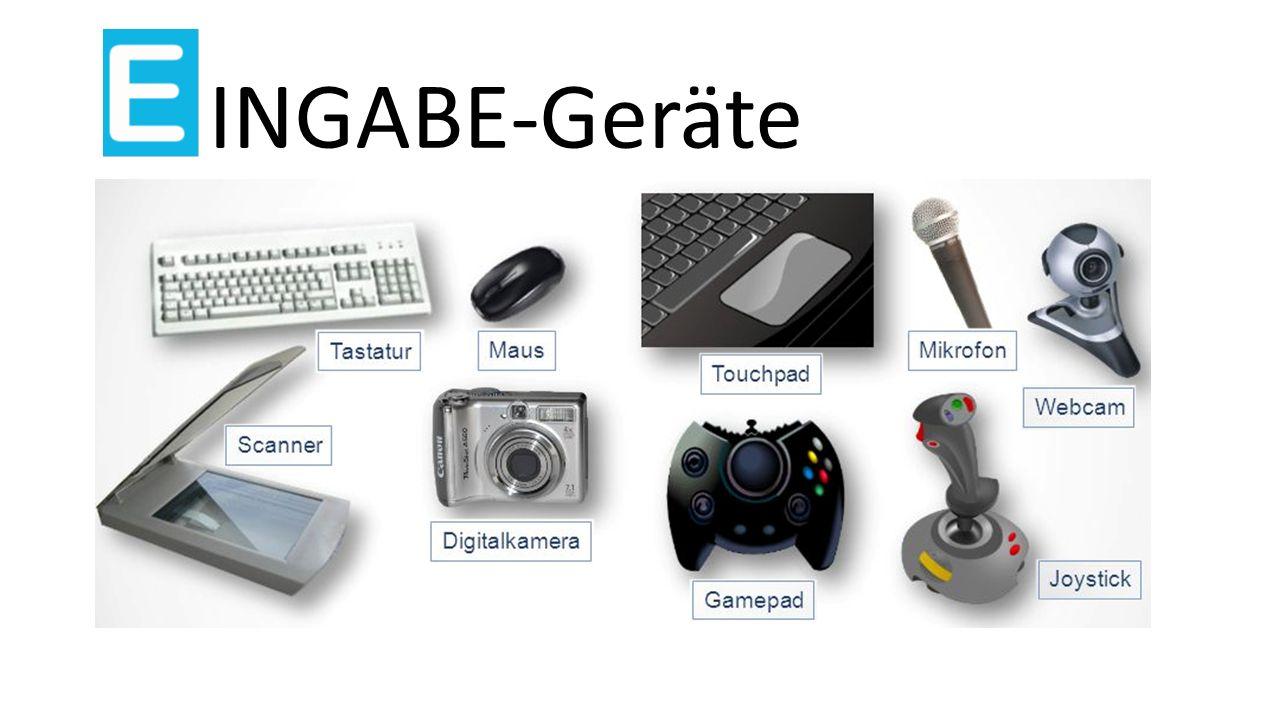 INGABE-Geräte