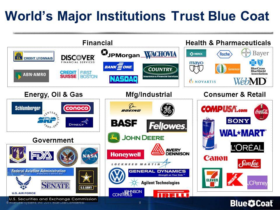 39 © Blue Coat Systems, Inc. 2011. Blue Coat Confidential Director GUI