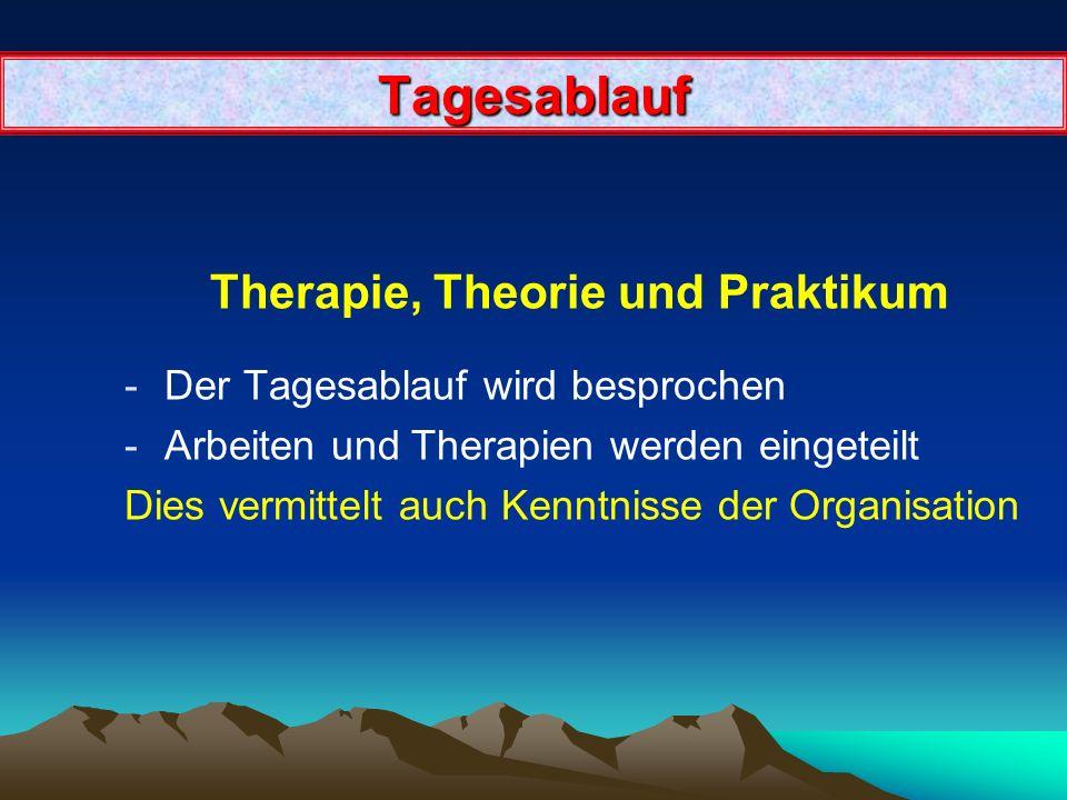 7 wichtige Fächer für die Zukunft -Therapien -Psychologie -Organisation -Büro, Korrespondenz -Betreuung und Verhalten -Kochen, Lebensmittelkenntnisse - Sicherheit