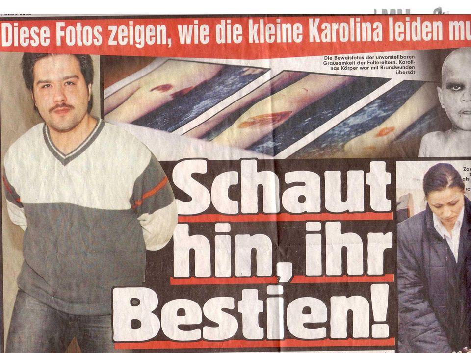 """Mehmet A.: Delinquenzanamnese 6/91Körperverletzung  4 Wo Dauerarrest 3/93Körperverletzung 4/93Ladendiebstahl 8/93Besitz eines Schlagrings 9/93Handtaschenraub 8/94Ladendiebstahl und Angriff auf Poliziebeamte:  6,5 Mo Haft 4/95Bedrohung mit Messer (""""heute steche ich dich ab ) 7/95Körperverletzung und Bedrohung mit Messer 8/95Sachbeschädigung und Bedrohung eines Bekannte  1,2 Jahre Haft 7/98Übergriff auf Taxifahrer u.a."""