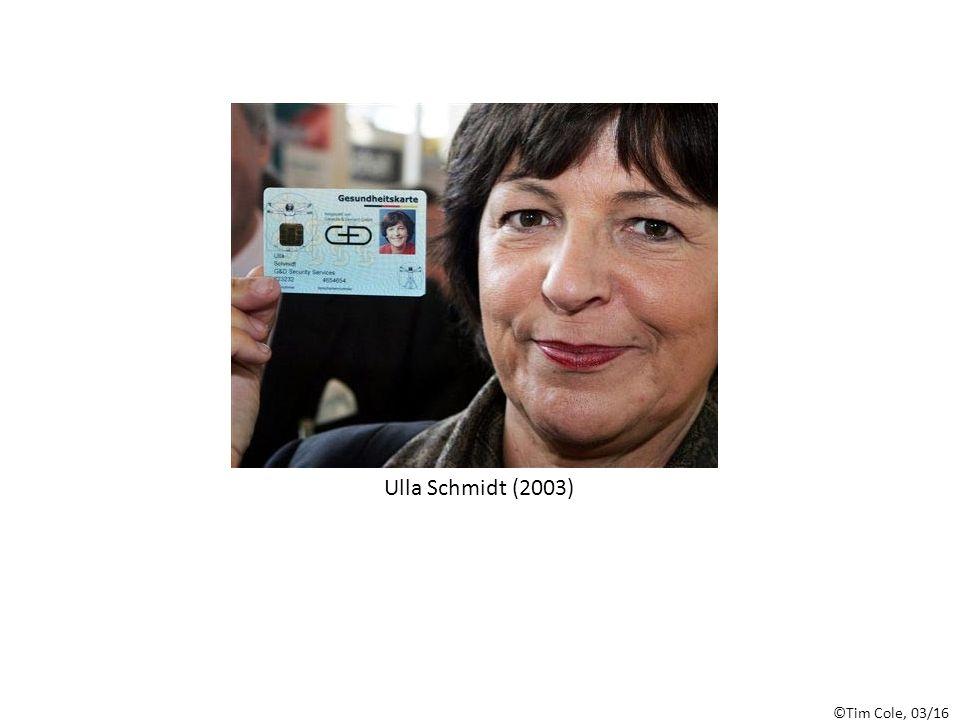 Ulla Schmidt (2003)