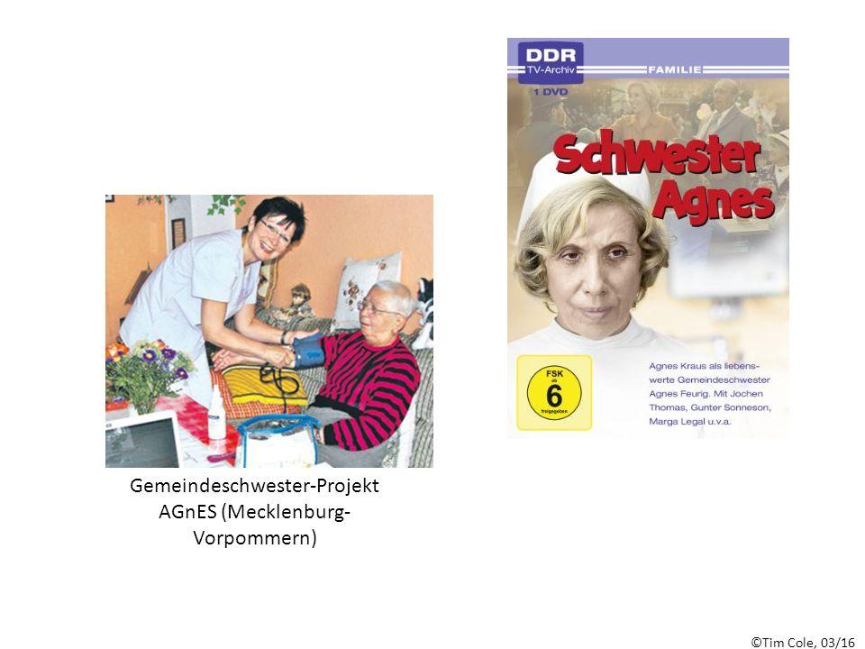 Gemeindeschwester-Projekt AGnES (Mecklenburg- Vorpommern)