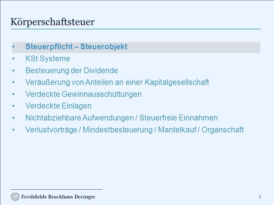 73 Fall A ist Einzelunternehmer.Zu seinem Einzelunternehmen gehören alle Anteile der Tochter GmbH.