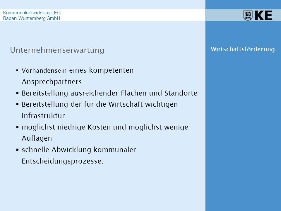 Beispiele interkommunaler Zusammenarbeit Kommunalentwicklung LEG Baden-Württemberg GmbH