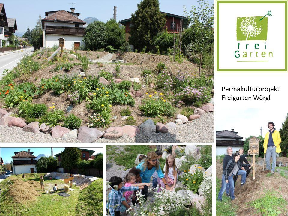 Permakulturprojekt Freigarten Wörgl