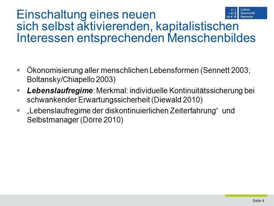 Seite 45 Tippelt, R.; u.a.: Weiterbildung, Lebensstil und soziale Lage in der Metropole.