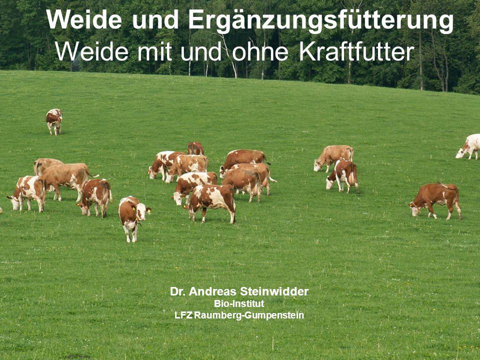 Andreas Steinwidder Ein herzliches Willkommen.