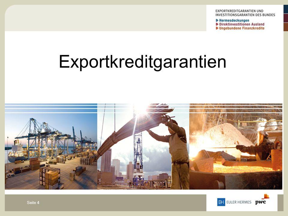 Seite 4 Exportkreditgarantien