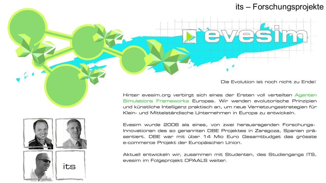 its – Forschungsprojekte