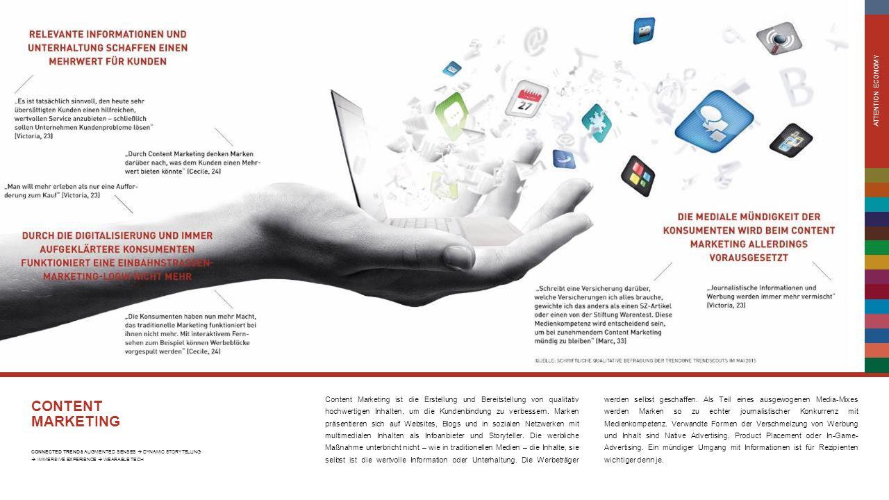 Content Marketing ist die Erstellung und Bereitstellung von qualitativ hochwertigen Inhalten, um die Kundenbindung zu verbessern.