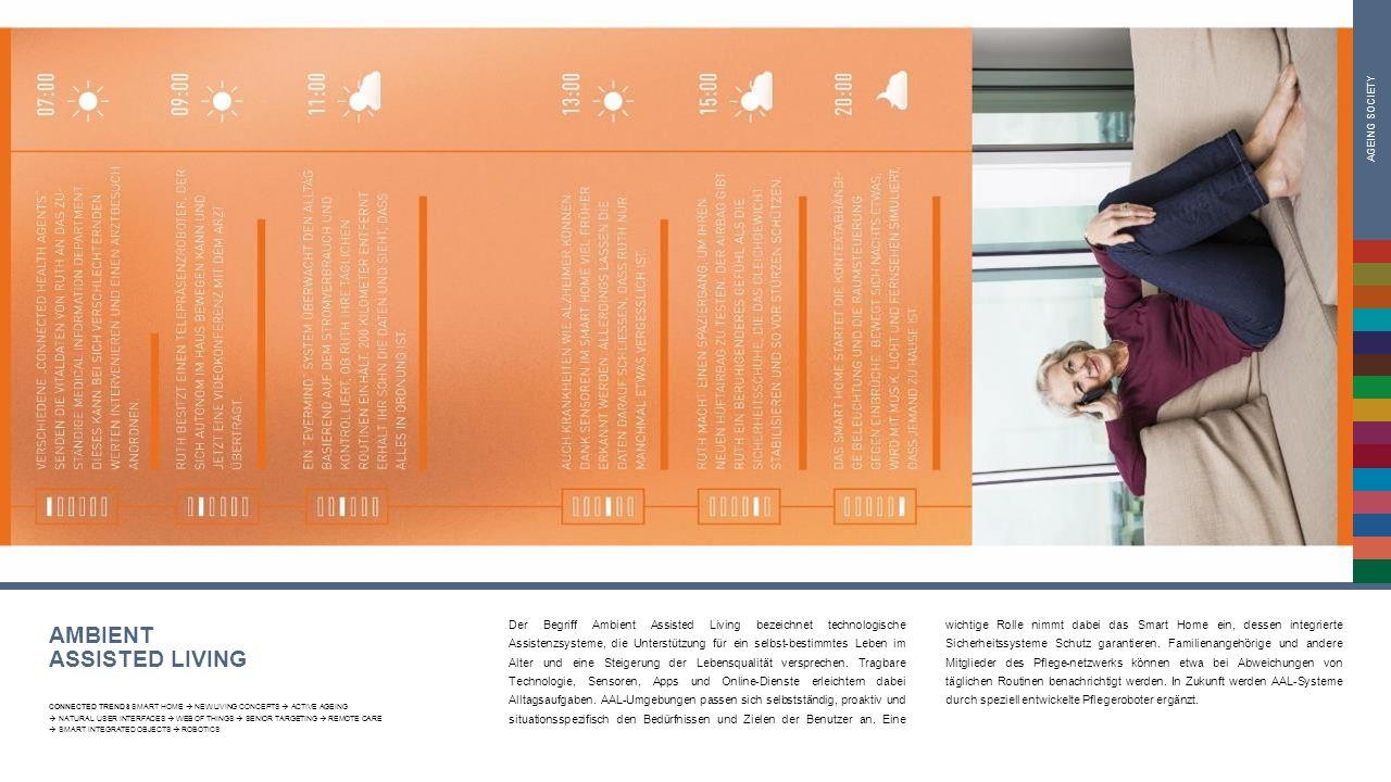 MEGA-TREND AUTONOMOUS SYSTEMS Autonome Systeme erledigen in maschineller Selbstorganisation menschliche Arbeit.