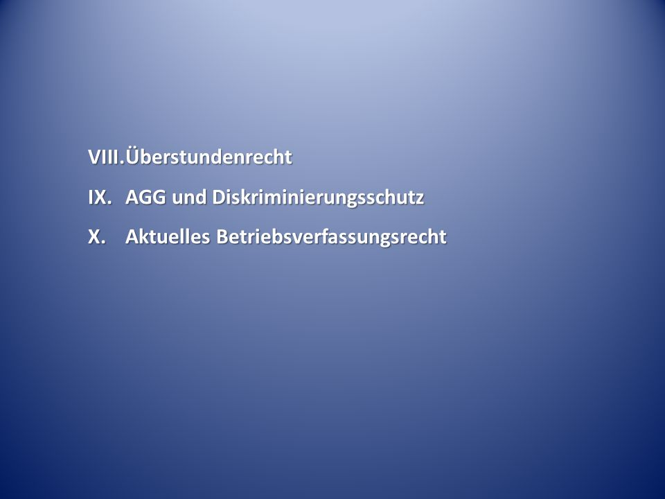 Außerordentliche Kündigung wegen beharrlicher Arbeitsverweigerung – BAG Urt.