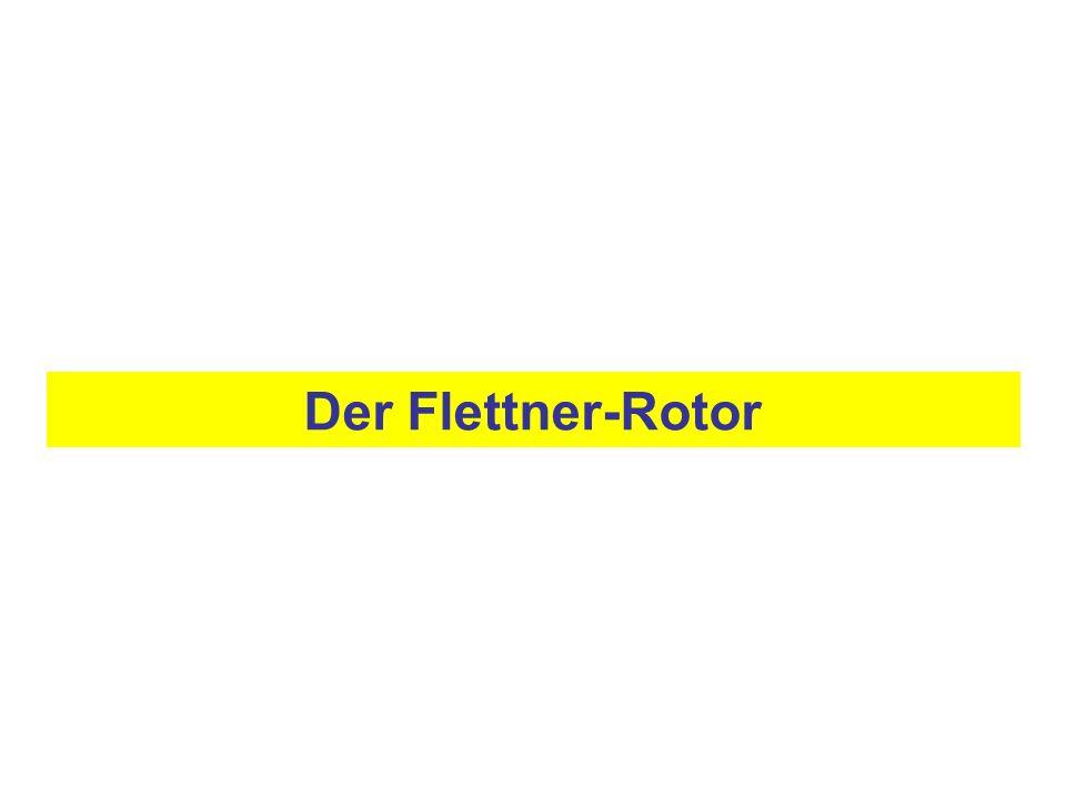 Der Flettner-Rotor