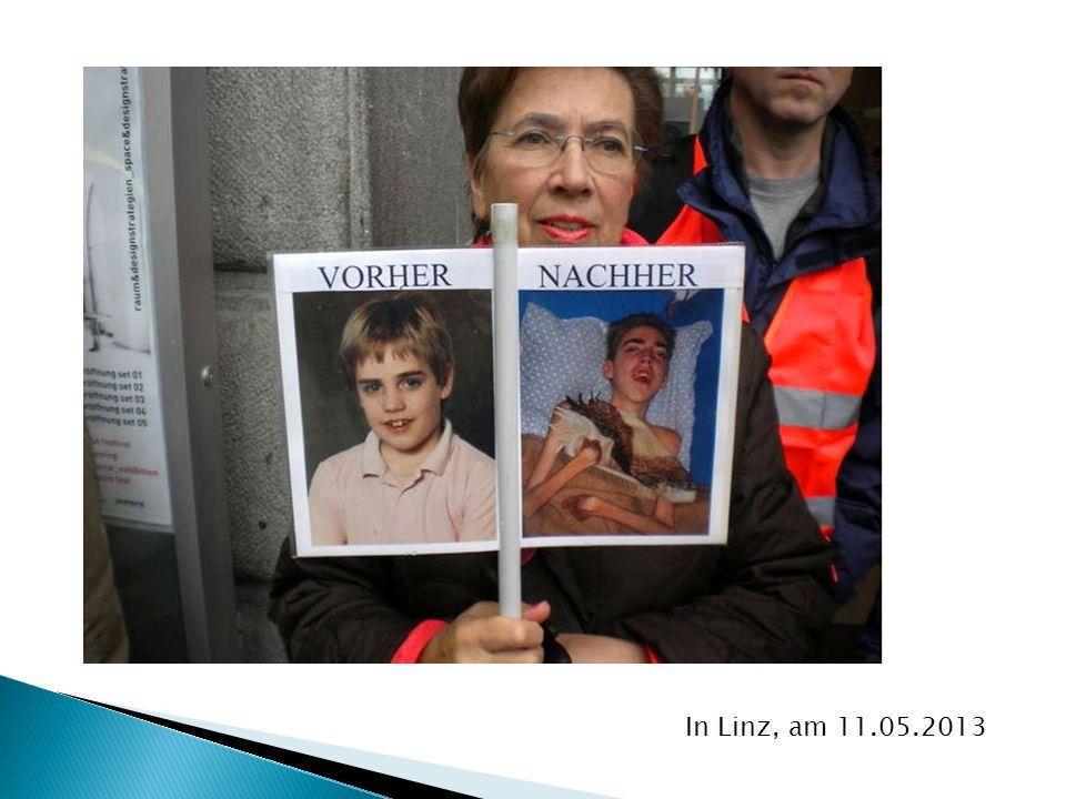 In Linz, am 11.05.2013