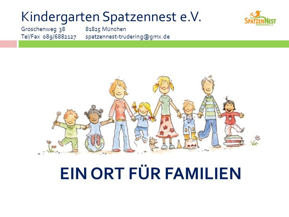 Kindergarten Spatzennest e.V.