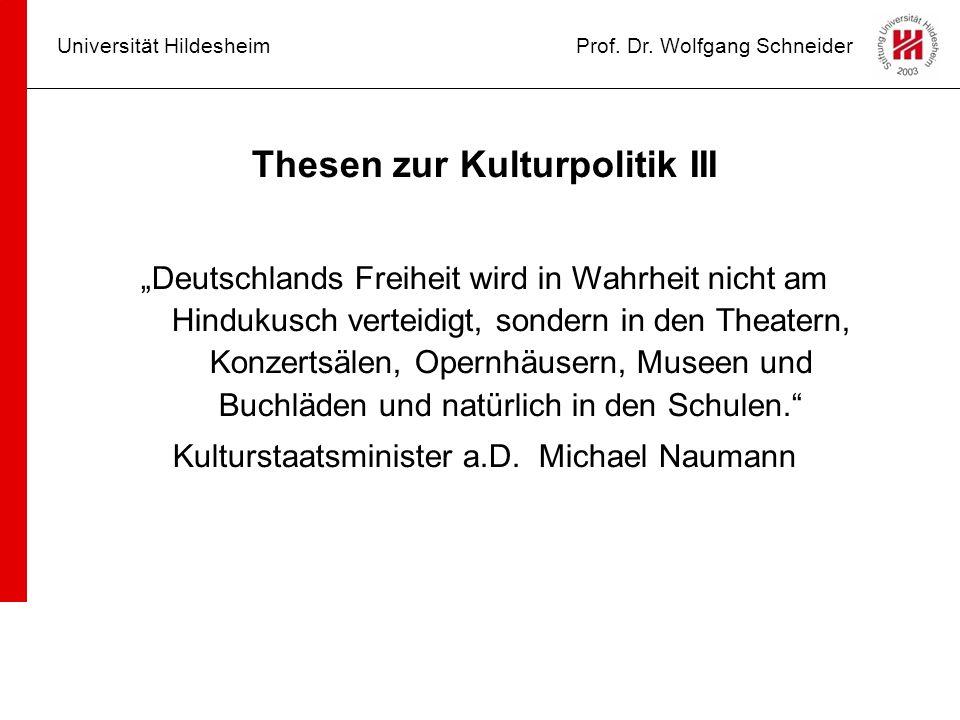 Universität HildesheimProf.Dr.
