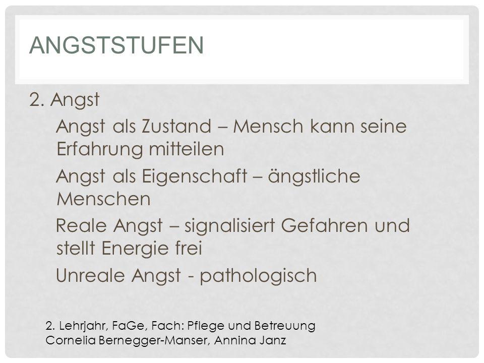 ANGSTSTUFEN 2.