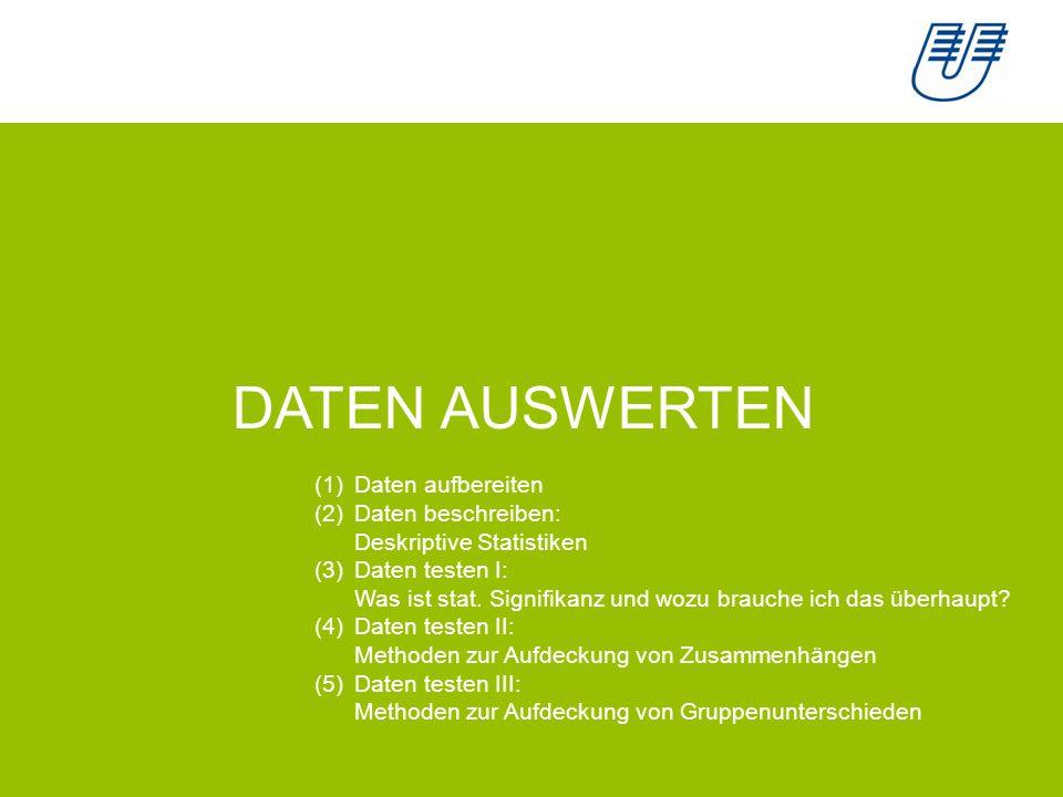 6 (1) Daten aufbereiten Bildquelle: http://www.werbetechnik.schule.bremen.de/
