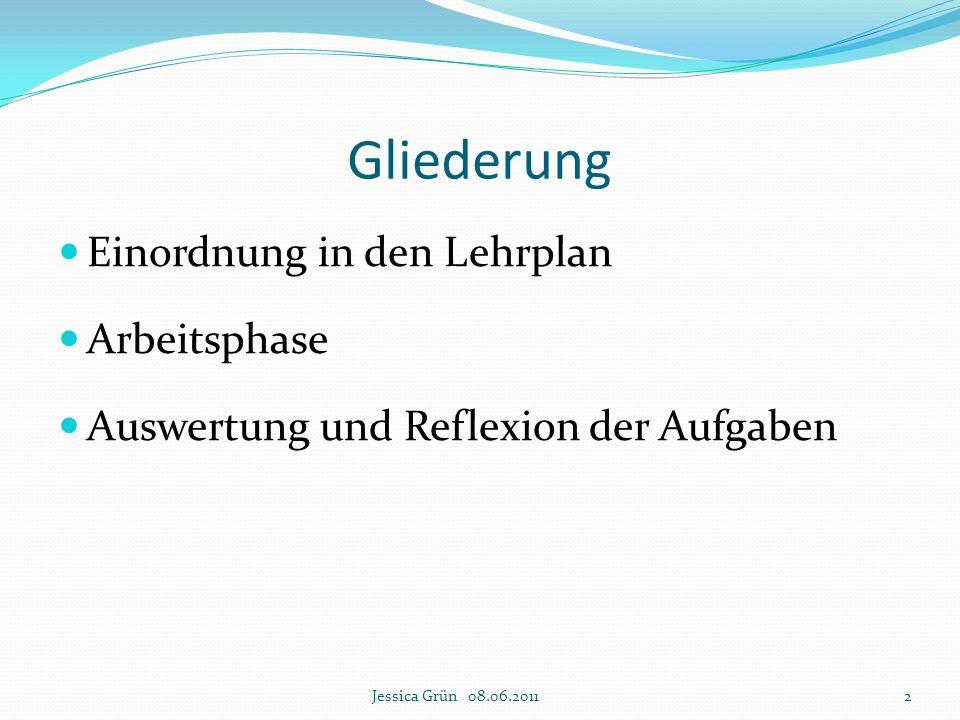 Auswertung und Reflexion der Aufgaben Aufgabe 6: b) Wendestellen: - eine ganzrationale Fkt.