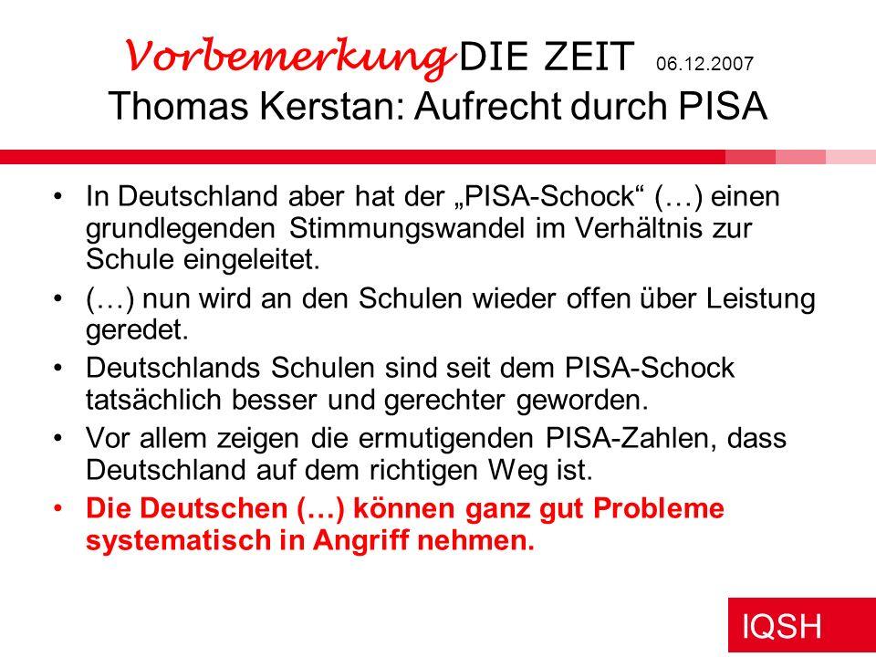IQSH als Baustein eines schulinternen Curriculums Ppt zur Unterstützung der Arbeit in den Fachkonferenzen/Fachschaften Frauke.wietzke@iqsh.de Tel.: 04