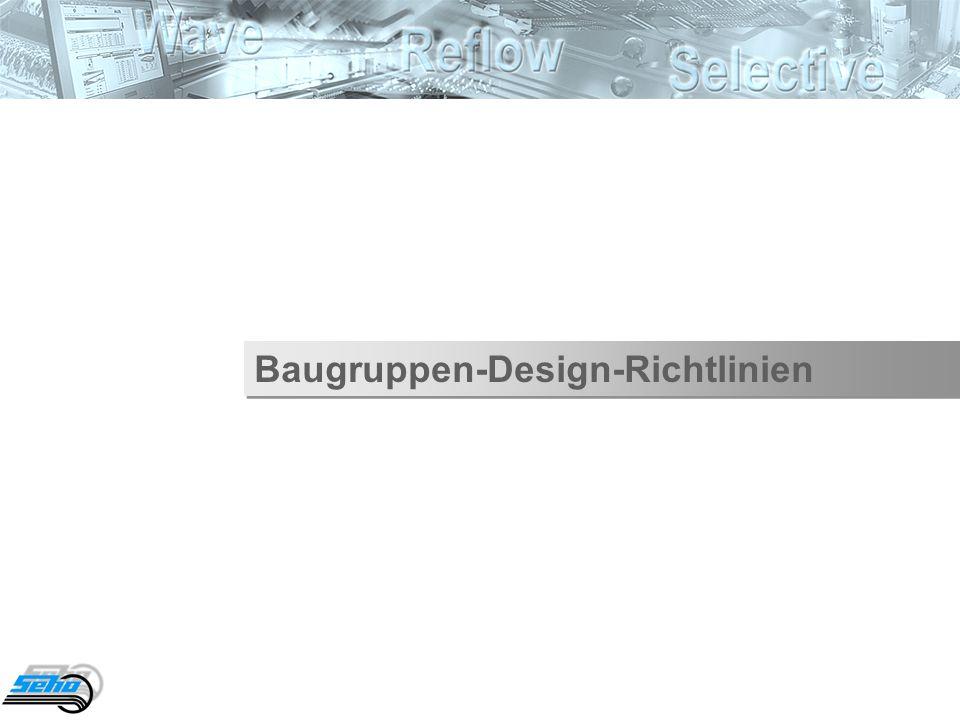 Baugruppen-Design-Richtlinien