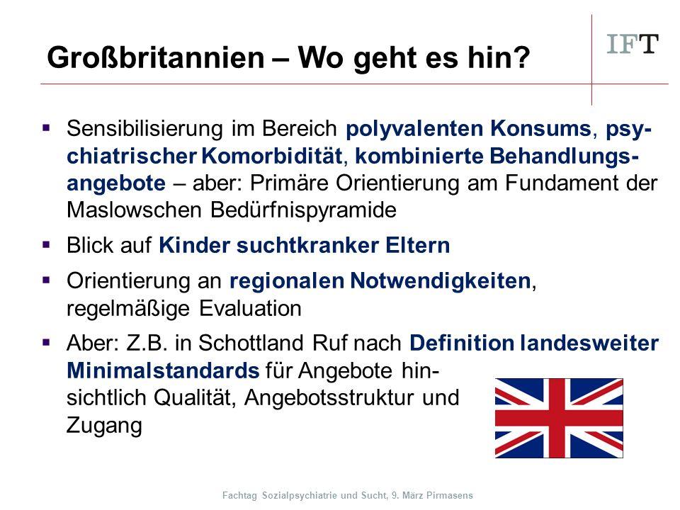 Großbritannien – Wo geht es hin.
