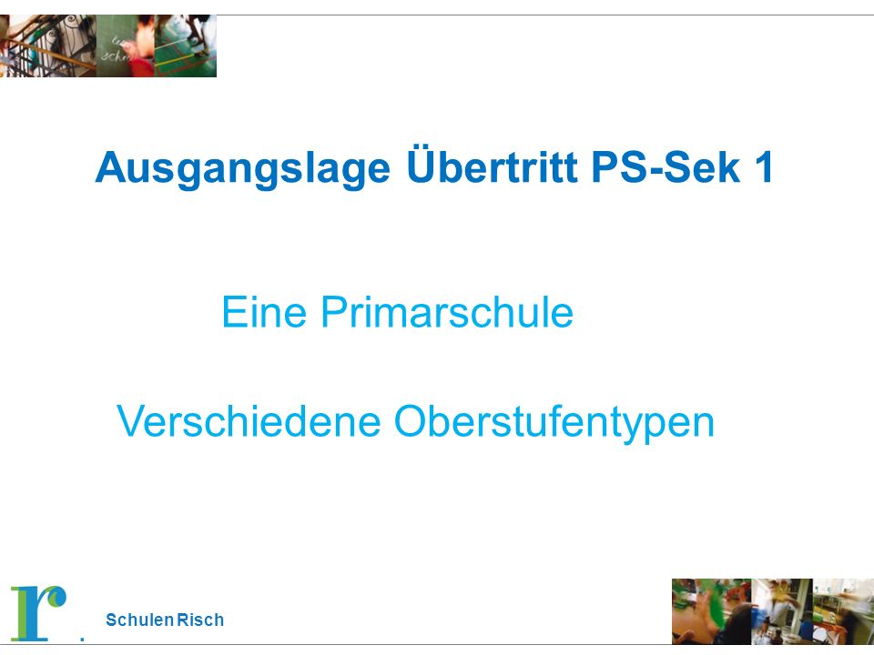 Schulen Risch GymnasiumSekundarschuleRealschule in Rotkreuz Kooperative Oberstufe Kantonsschule Zug