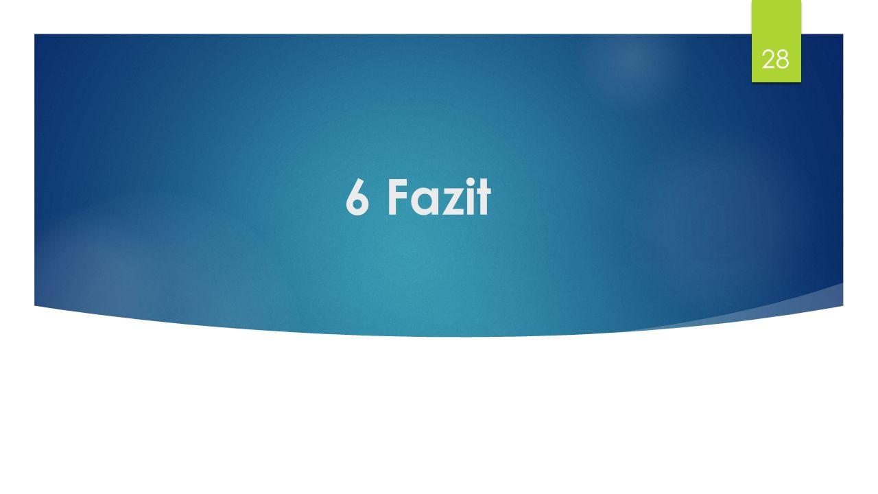 6 Fazit 28