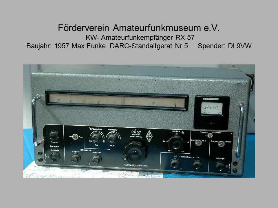 Förderverein Amateurfunkmuseum e.V.