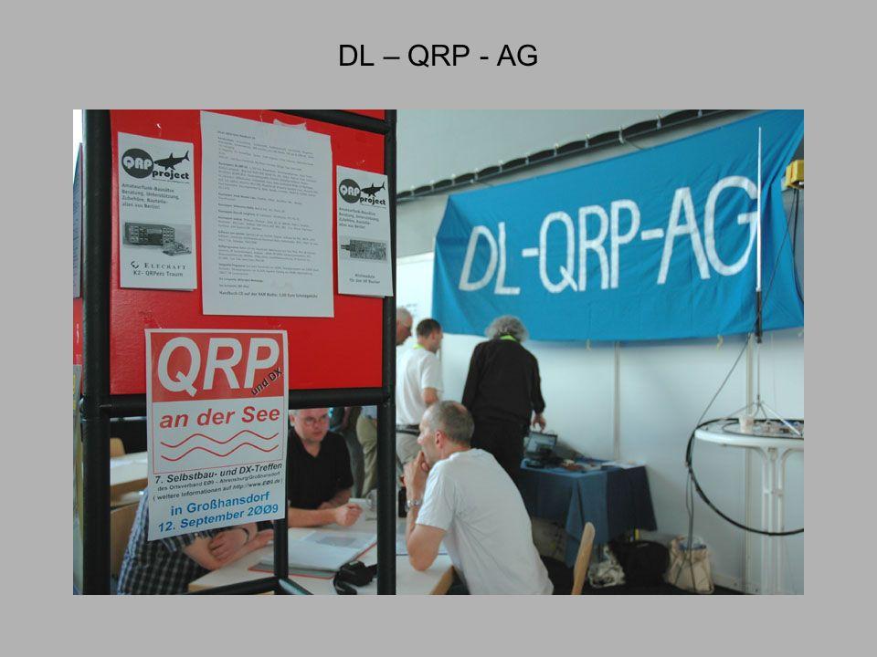 DL – QRP - AG