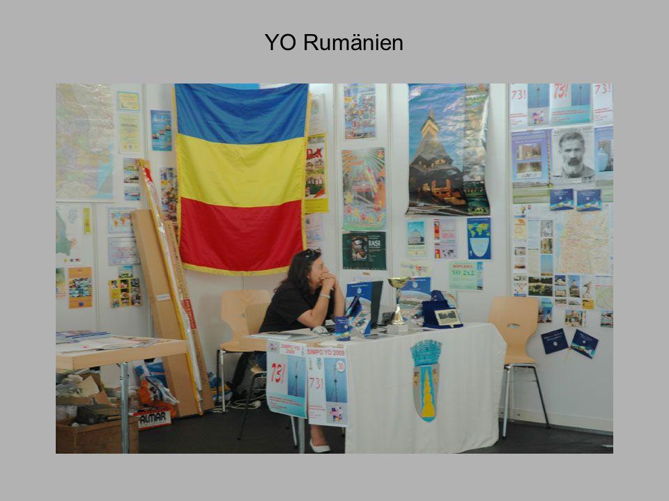 YO Rumänien