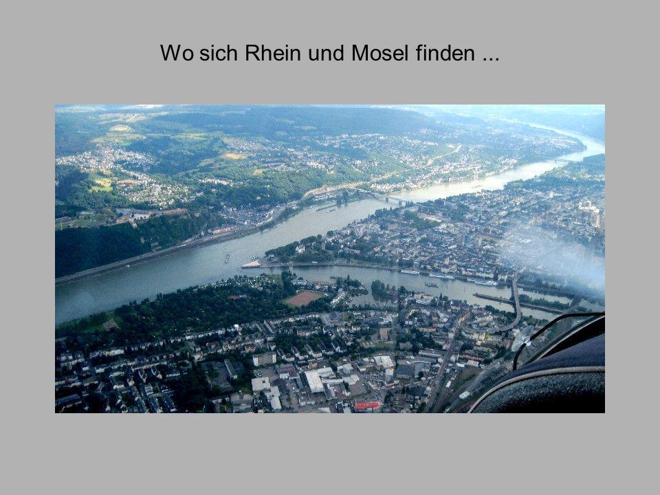 Wo sich Rhein und Mosel finden...