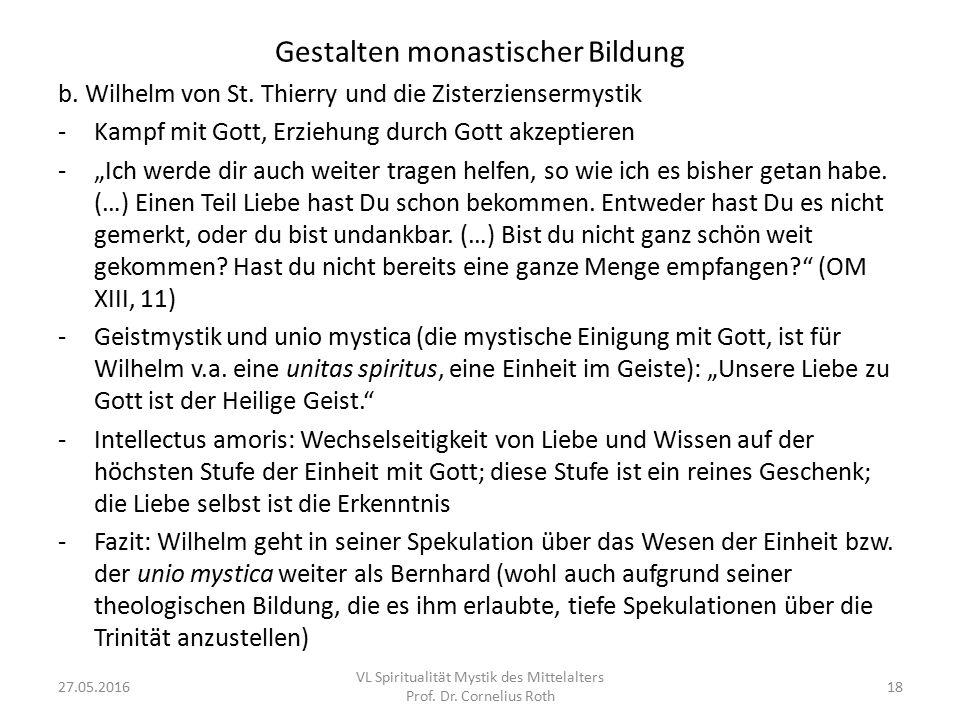 """Gestalten monastischer Bildung b. Wilhelm von St. Thierry und die Zisterziensermystik -Kampf mit Gott, Erziehung durch Gott akzeptieren -""""Ich werde di"""