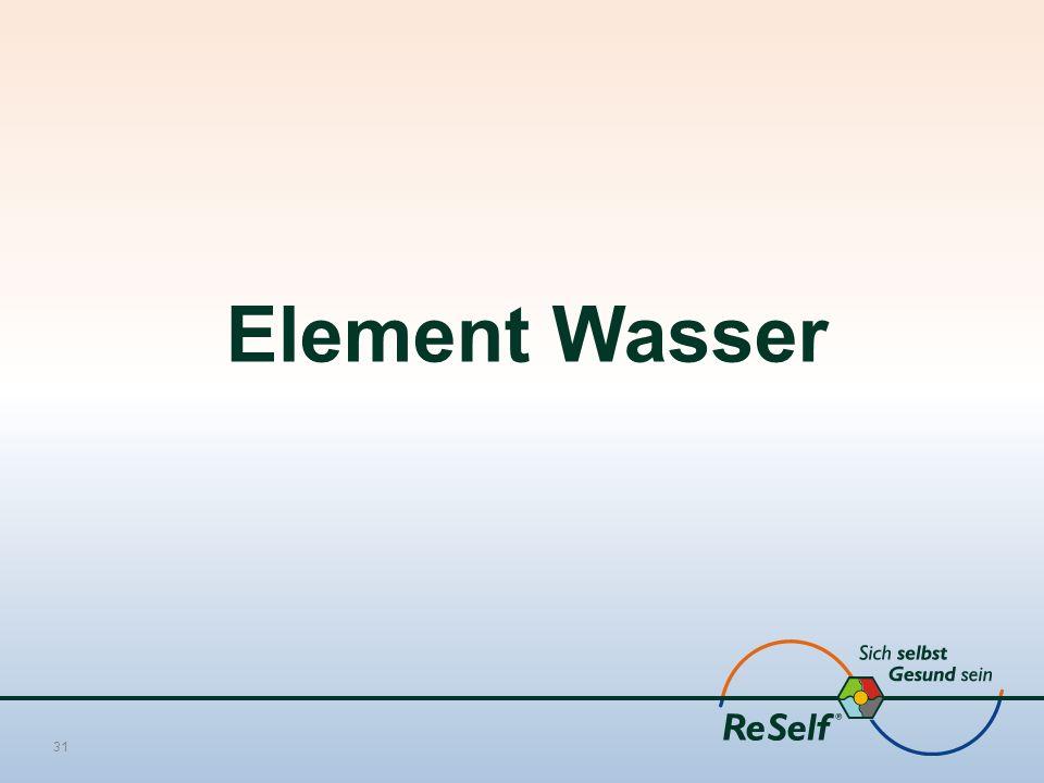 Element Wasser 31