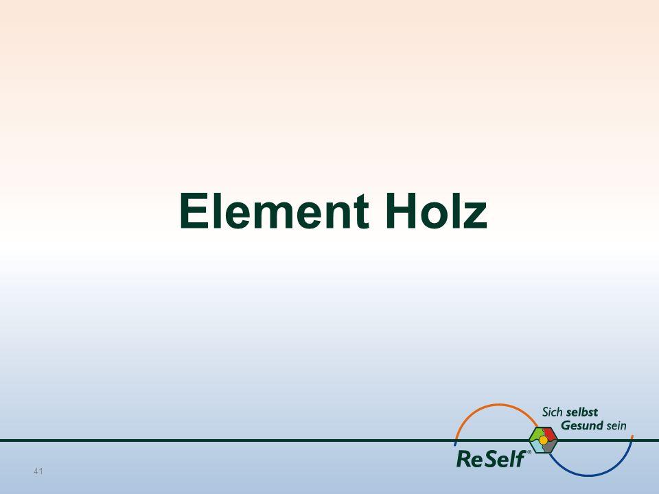 Element Holz 41