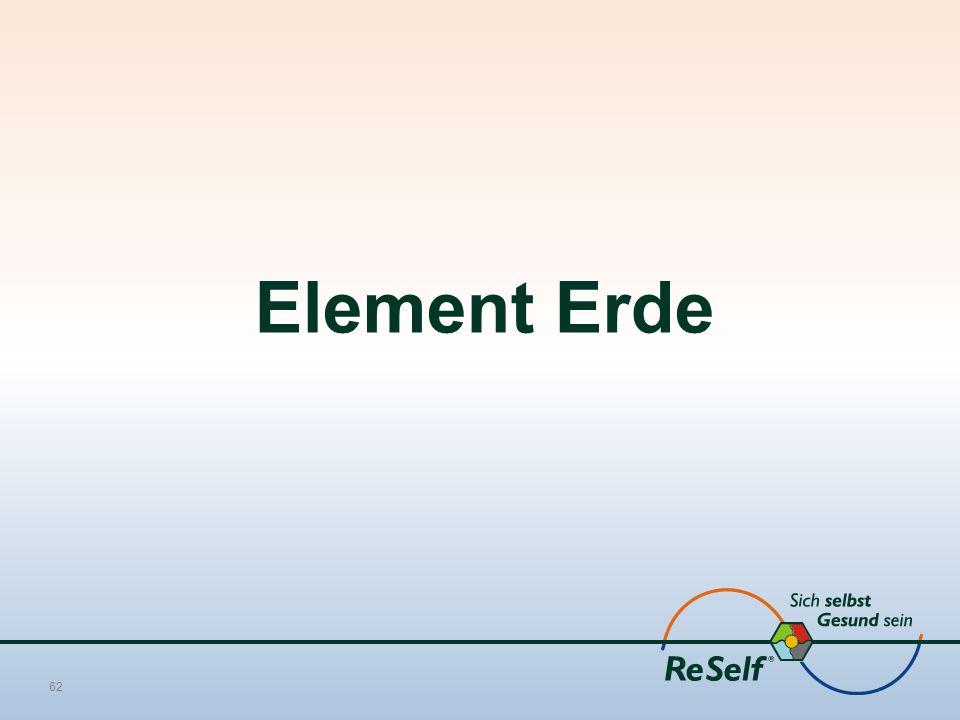 Element Erde 62